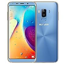 BLUBOO® S8 4G Smartphone Android 7.0 5.7'' HD 18:9 Full Display, MTK6750 Octa Core, 3GB RAM 32GB ROM, 5.0MP + 13.0MP Internal Camera, Type-C, 3450 mAh Battery 4.4 V