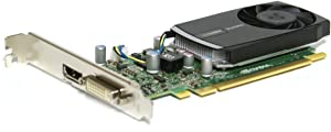 Genuine Dell Workstation Nvidia Quadro 400 512MB PCI-E 2.0 x16 DDR3 DVI-I Display Port 64-bit Graphics Video Card Dell Part Numbers: 0HWGX0, HWGX0