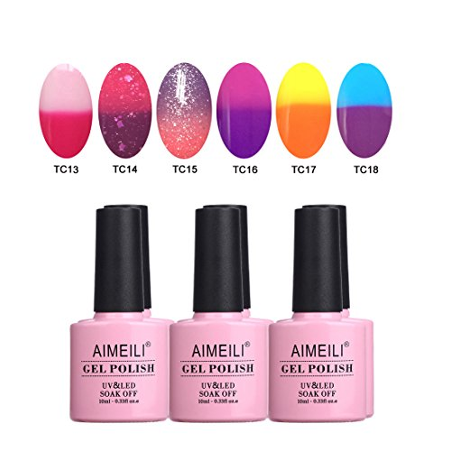 AIMEILI Polish Multicolor Color Combo product image
