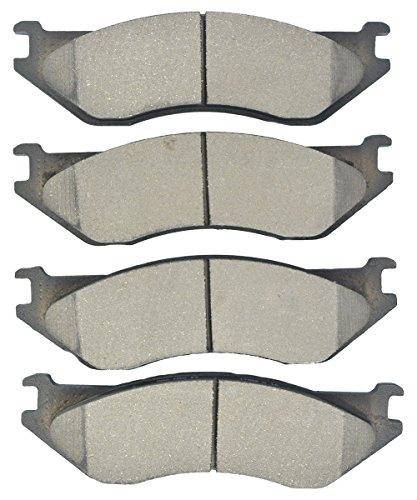 Dash4 MFD1405 Optimizer Premium Brake Pad