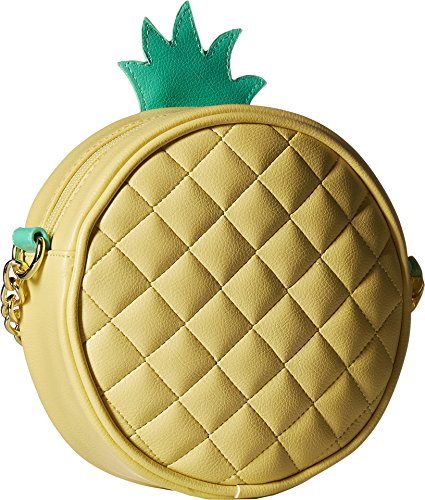 Betsey Canteen Yellow Luv Colada Kitch Crossbody Womens vpFFqHST