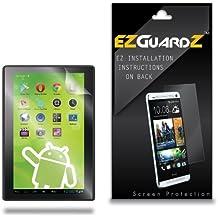 "(3-Pack) EZGuardZ Tablet Screen Protector for Zeki 10.1"" TBQC1063B (Ultra Clear)"