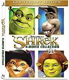 Shrek 1-4 Coll Bd+dhd [Blu-ray]