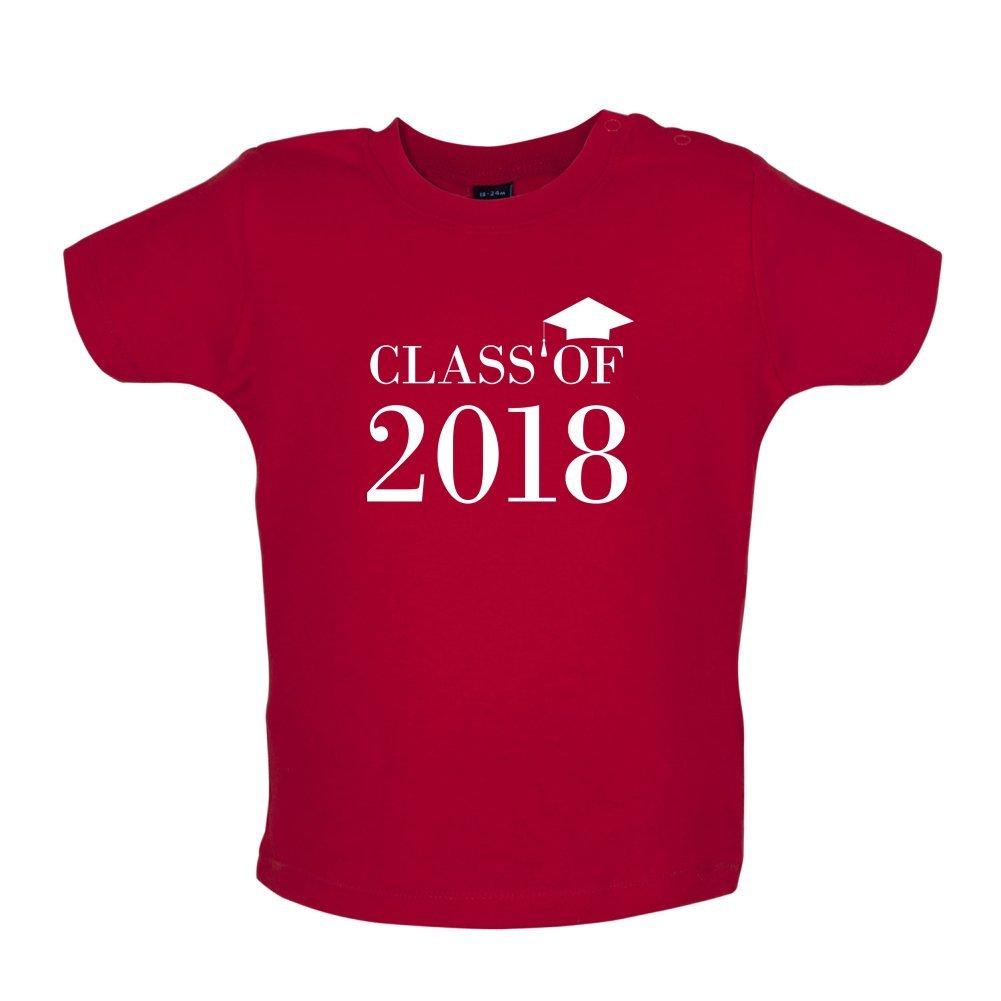 Dressdown Class of 2018 3-24 Months 8 Colours Baby T-Shirt