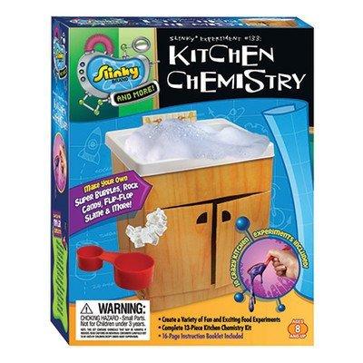 Poof Slinky SLT02026 Kitchen Chemistry Mini Lab