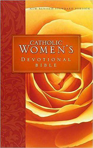Catholic Womens Devotional Bible Thomas Nelson Ann Spangler