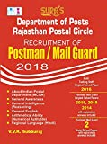 Department Of Posts Rajasthan Postal Circle Recruitment Of Postman/Mail Guard 2018