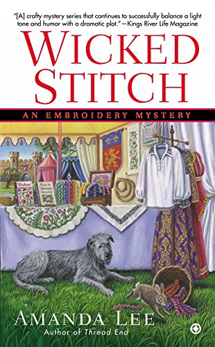 Embroidery Library - Wicked Stitch (Embroidery Mystery)