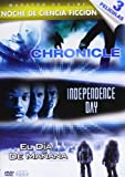 Pack: Chronicle + Independence Day + El D??a De Ma??ana (Import Movie) (European Format - Zone 2) (2012) Dane