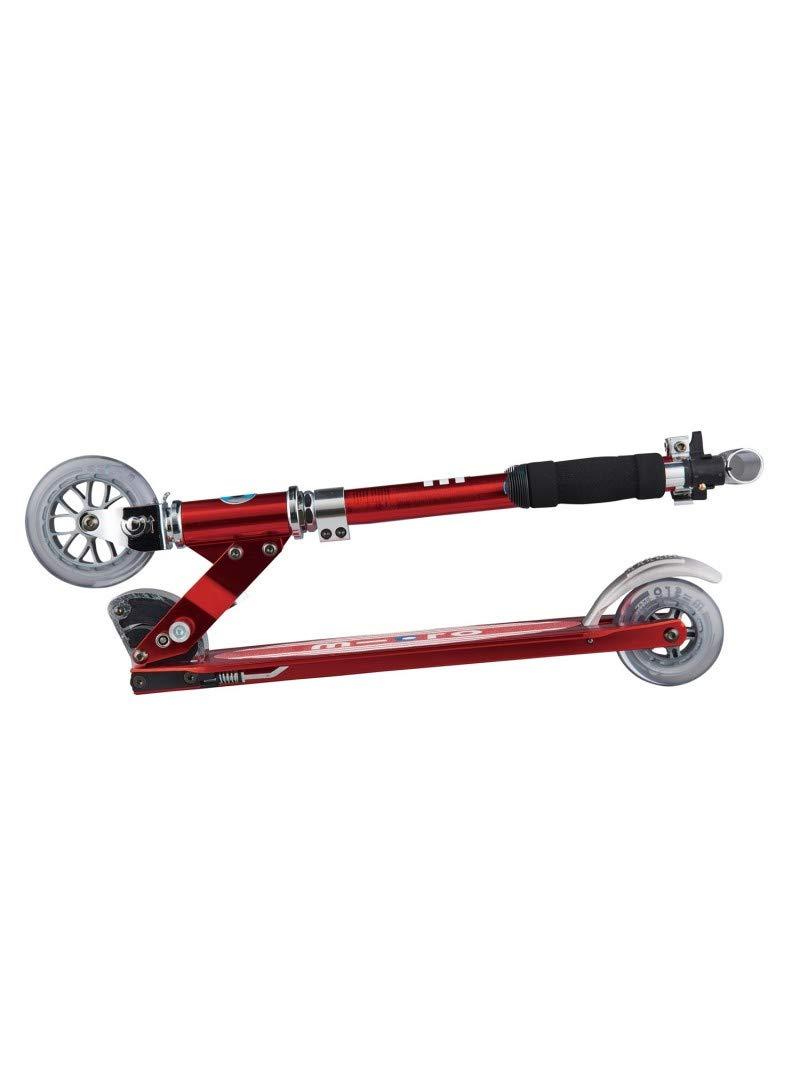 Micro Mobility SA0178 Sprite Tretroller Red Stripe