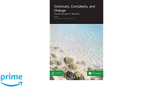 Continuity, Complexity, and Change: Michael Anthony Samuel ...