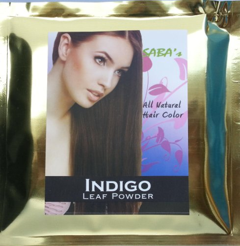 Indigo for Hair By Lustrous Henna 100 Grams
