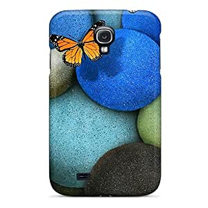 New Cute Funny Lonely Butterfly Case Cover/ Galaxy S4 Case Cover