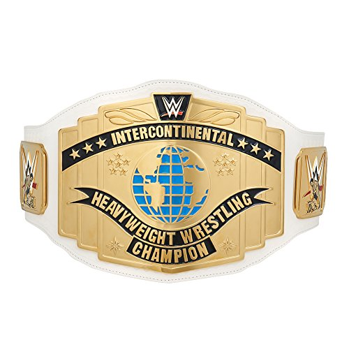 (WWE White Intercontinental Championship Commemorative Title Belt)