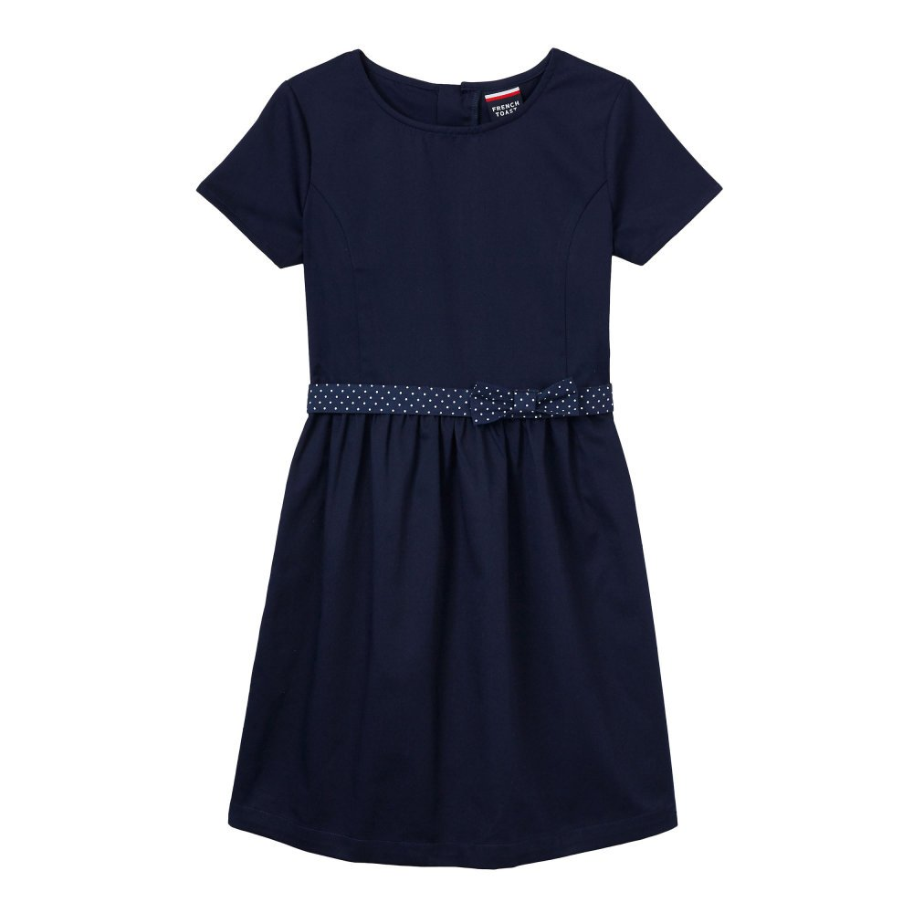 French Toast Girls Fit & Flare Dress SZ9224