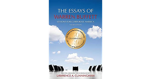 the essays of warren buffett fourth edition pdf