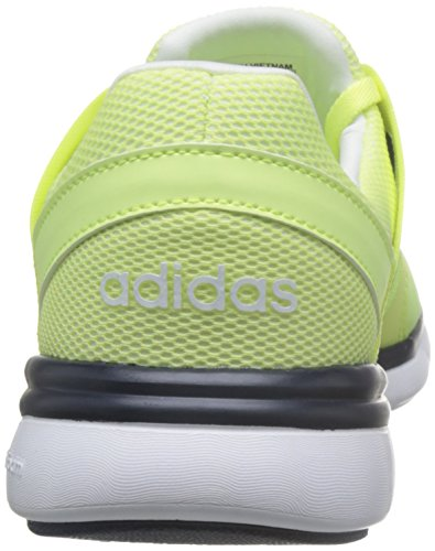 Adidas Bleu Noir Chaussures Footwear Marine Cloudfoam Sport Femme jaune Collgial Jaune Xpression De Givr Blanc W fqpB1fr
