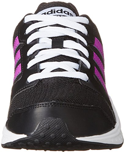adidas Vs Star W, Zapatillas de Deporte para Mujer Negro (Negbas / Pursho / Plamat)