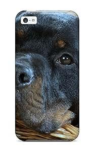 Iphone 5c Hybrid Tpu Case Cover Silicon Bumper Dog 5842511K87492404