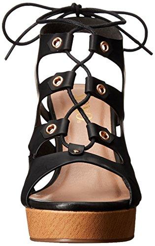 9ebf75d5d85 on sale XOXO Women's Mercy Wedge Sandal - olorandaluz.com