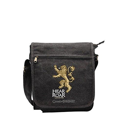 Game of Thrones - TV Serien Messenger Bag Umhängetasche - Lannister - Hear Me Roar