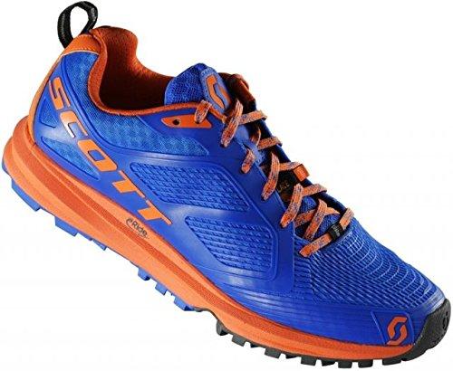 Scott 2016 Men's Kinabalu Enduro Trail Running Shoes – Blue/Orange – 242022 (Blue/Orange – 12)
