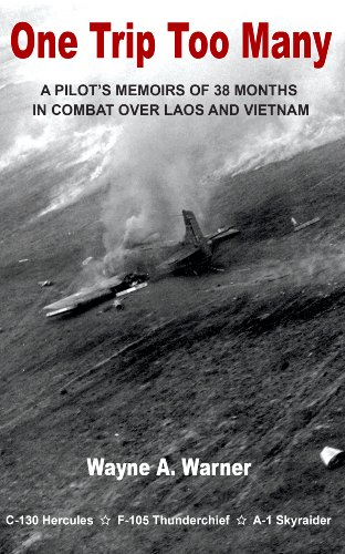 One Trip Too Many - A Pilot's Memoirs of 38 Months, used for sale  Delivered anywhere in USA
