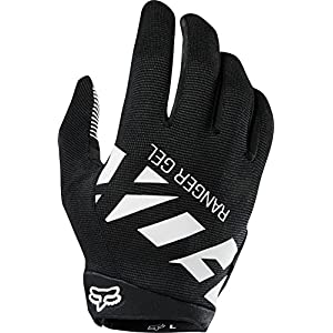 Fox Racing Ranger Gel Glove - Men's Black/White, XL