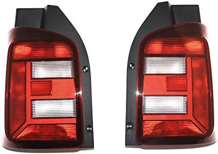 7e0945095ac 7e0945096ac Rückleuchten Abgedunkelt Rücklichter Schwarz Nachrüstung Original Tuning Dunkle Schlussleuchten Flügeltüren Auto