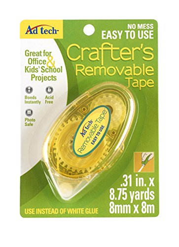 Crafters Tape Repositional Glue Runner 31 product image