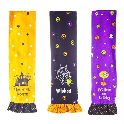 Ganz Wicked Halloween Kitchen Towels Set of 3]()