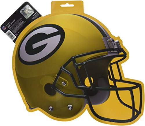 amscan Green Bay Packers Collection Bulk Cutout, Party Decoration, 6 Ct. ()