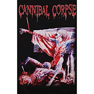 Amazon Com Cannibal Corpse Poster Flag Tapestries