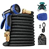 Best Expandable Garden Hoses - multifun Expandable Garden Hose, Upgraded 50ft Water Hose Review
