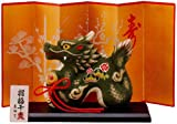 Chinese New Year Green Dragon Figurine