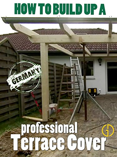 How to build up a professional Terrace (North Terrace)