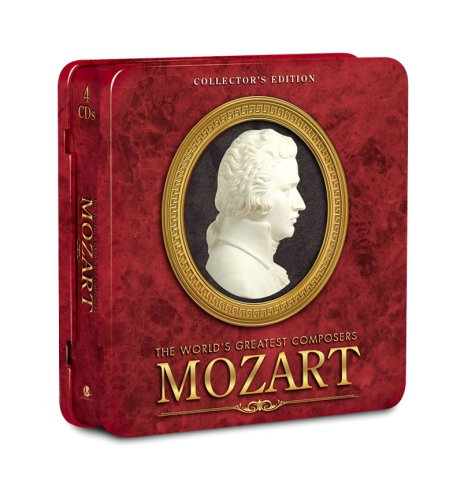 Best of Mozart: World's Greatest Composers