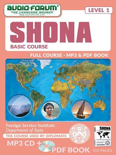 Read Online FSI: Shona Basic Course (MP3/PDF) pdf