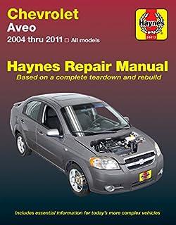 manual chevrolet aveo 2009