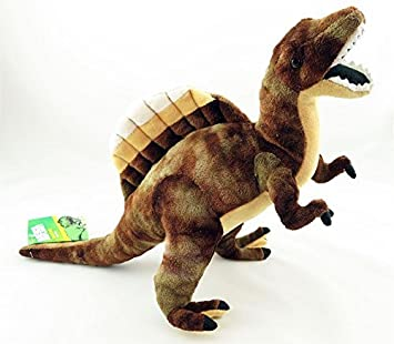 "21"" Animal Planet Dinosaurio Juguete Peluche Juguete Abrazable - Jurassic Park Tyrannosaurus Rex, Ceratosaurus"