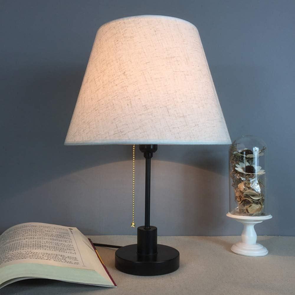 Abat-Jour Rond En Lin 100/% Pur Abat-Jour Phare Applique Murale Lampadaire Abat-Jour En Tissu Beige-Marron-22Cm /× 40Cm,Lumi/ère