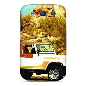 Slim Fit Tpu Protector Shock Absorbent Bumper 1982 Scrambler Cj 8 Case For Galaxy S3