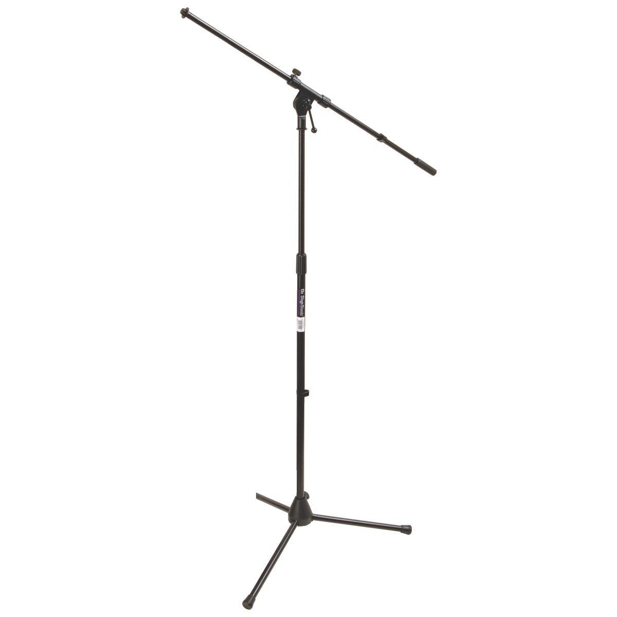 On-Stage MS7701B Tripod Microphone Boom Stand by OnStage