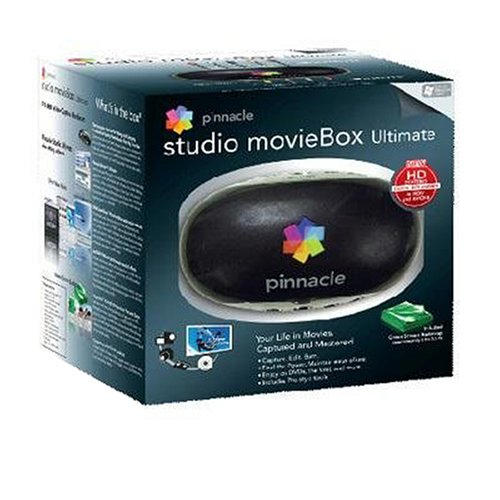 Pinnacle Studio MovieBox Ultimate