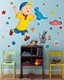 Caillou Giant Wall Decals