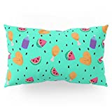 Society6 Reclaiming Comfort Pillow Sham King (20'' x 36'') Set of 2