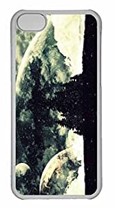 iPhone 5C Case, Personalized Custom Winter 7 for iPhone 5C PC Clear Case