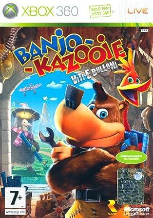 Amazon com: Xbox 360 - Banjo Kazooie: Nuts & Bolts: Video Games