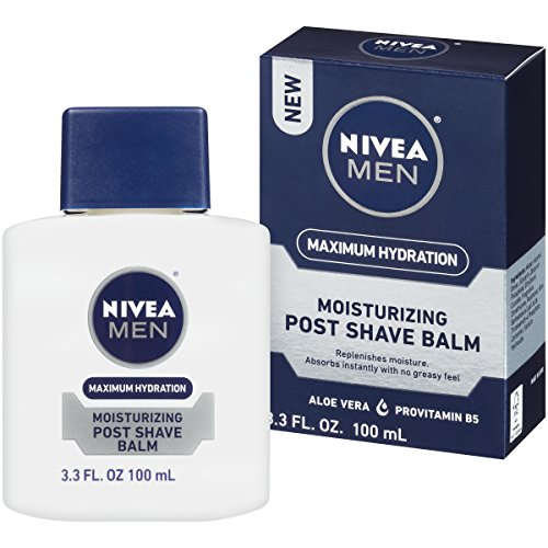 NIVEA Men Maximum Hydration Moisturizing Post Shave Balm ...
