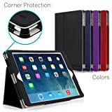 Best Ipad Cases - iPad Air Case, [CORNER PROTECTION] CaseCrown Bold Stand Review